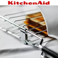 Kitchen Aid Knives Kitchenaid Artisan 4 Slot Toaster Candy Apple Cookfunky