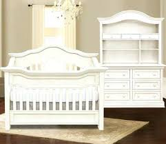 White Convertible Baby Crib White Crib And Changing Table Getanyjob Co