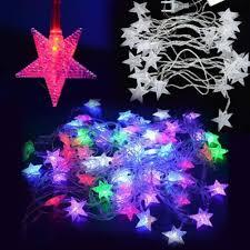 Fairy Light Tree by 5m 28led Pentagram String Fairy Cool Light Christmas Wedding Party