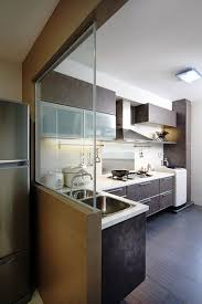 Dark Brown Wall Cabinet Double Sinks Touch Less Faucet Chrome