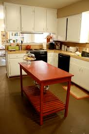 kitchen islands diy simple desaign ideas with color slatted bottom kitchen island