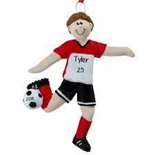 soccer ornaments gifts for you