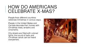 in america traditions and culture