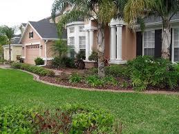 Florida Landscape Ideas by Central Florida Edging Orlando Landscape Curbing Orlando
