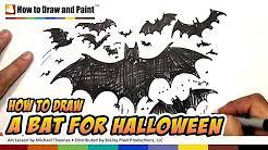 draw halloween howtodrawandpaint playlist