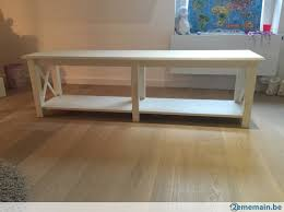 meuble bas chambre meuble bas blanc chambre ou s d b type river wood impecc a vendre