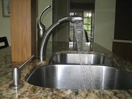 Changing A Kitchen Faucet How To Install Kohler Kitchen Faucet Voluptuo Us