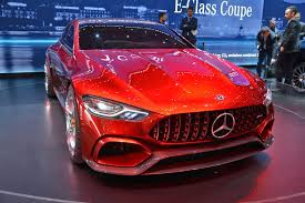 mercedes amg gt concept mercedes takes its amg gt sports car in an direction