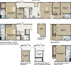 2 bedroom 2 bath modular homes single wide mobile home floor plans 2017