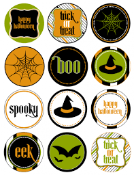 free halloween party printables love party