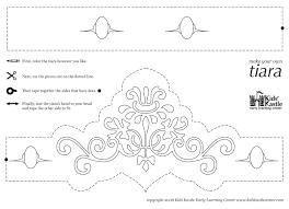 princess crown template to print online calendar templates
