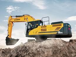 hx380 l crawler excavator