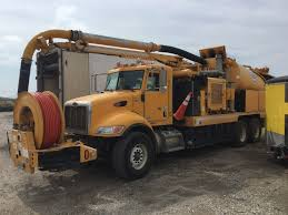 vacuum trucks available for sale