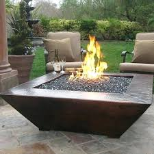 Uniflame Propane Fire Pit - propane outdoor fire pit table gad860sp walmart outdoor fire pit