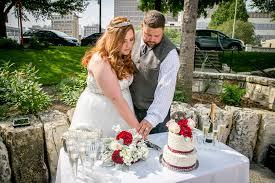 wedding cake rock parking convent park on the riverwalk