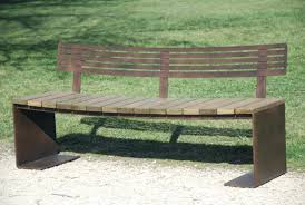 Outdoor Modern Bench Modern Park Bench Plans Public Benches Contemporary Wooden Outdoor
