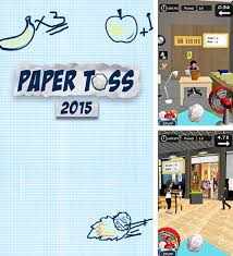 paper toss 2 0 apk paper toss for android free paper toss apk mob org