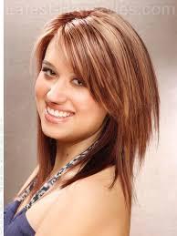 medium length hair cuts overweight medium hairstyles flattering medium length hairstyles for women