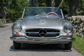 convertible mercedes 1959 mercedes benz 190sl for sale 1643741 hemmings motor news