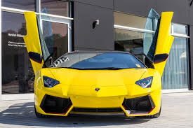 yellow lamborghini aventador lamborghini aventador lp 700 4 new buy in hechingen bei stuttgart