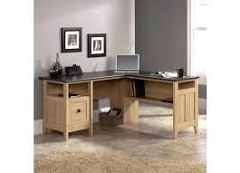 Sauder Corner Computer Desk With Hutch Desk Sauder Shaker Cherry L Shaped Desk With Hutch Sauder Harbor