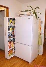kitchen pantry idea diy space saving rolling kitchen pantry hometalk