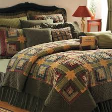 Rustic Bedroom Bedding - lodge quilts bedding u2013 co nnect me