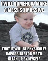 Memes For Kids - funny evil baby meme 20 pics