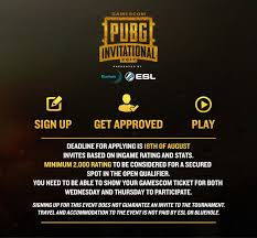 pubg rating esl pubg on twitter qualify for the pubattlegrounds duo s