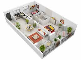two bedroom house interior 3d two bedroom house layout design plans 6 of 17 photos