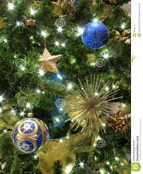 blue and gold christmas decorations u2013 decoration image idea