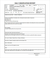 Construction Progress Report Template Free by Daily Construction Report Template 25 Free Word Pdf Documents