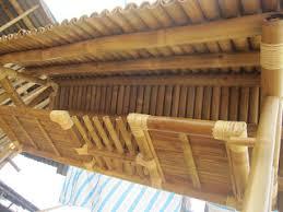 Bamboo Patio Set by 3 Piece Bamboo Patio Tiki Bar Stool Set Creasian U0027s Bamboo Bar