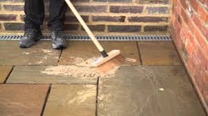 Patio Jointing Compound Jointing Compound How To Apply Youtube