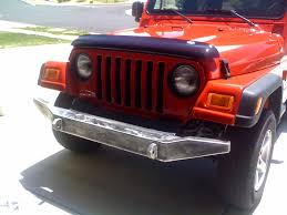 jeep liberty front bumper homemade front bumper jeep wrangler forum