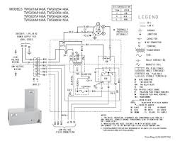 trane heat pump wiring diagrams gooddy org
