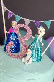 frozen birthday cake easy frozen birthday cake