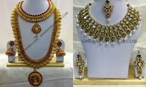 bridal sets for rent shopzters top 5 rental jewellery shops in chennai