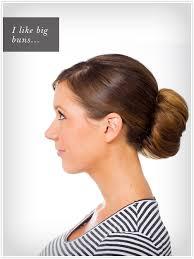 big bun hair pretty simple big ballerina bun camille styles