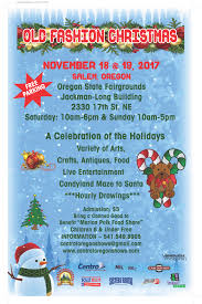 2017 old fashion christmas show oregon state fair and expo center