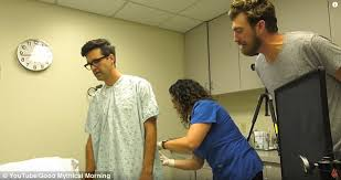Light Headed In The Morning Good Mythical Morning Show Joint Vasectomies On Youtube Daily