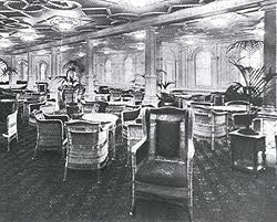 titanic first class dining room first class interiors
