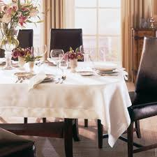 Oblong Table Cloth Dewoolfson Linens