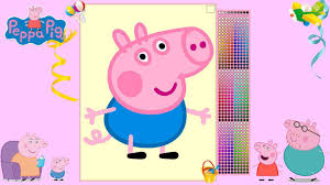 pig pictures to color newcoloring123