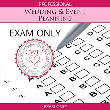 wedding planner certification certificate in wedding and event planning course only