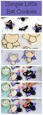 How To Make Halloween Sugar Cookies by Bat Cookies For Halloween Bats Girls And Sugar Cookies