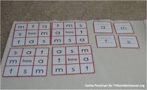 are sandpaper letters enough trillium montessori