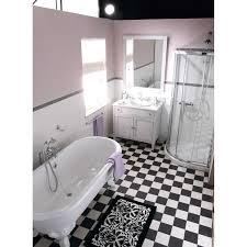 carrelage cuisine noir et blanc carrelage damier noir et blanc salle de bain 2017 et carrelage