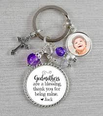 godmother keychain godmother keychain godmother gift personalized key chain