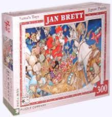autographed books by jan brett